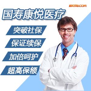 [中国人寿]国寿康悦医疗保险(B款)