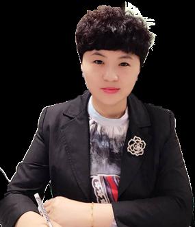 河北石家庄中国平安保险代理人杜娟经理