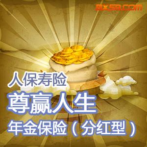 [中国人民]人保寿险尊赢人生年金保险(分红型)
