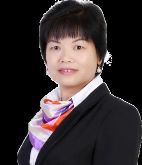 广东深圳中国平安保险代理人黄亚茹