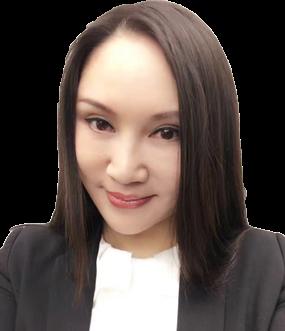香港油尖旺区安盛保险代理人赵小姐