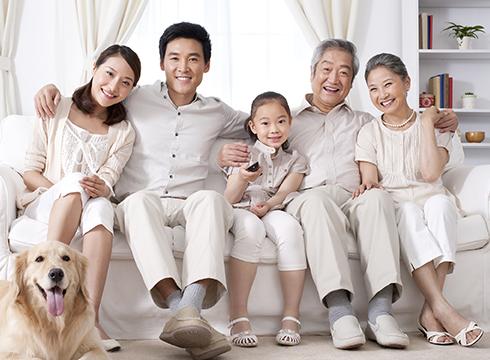 泰康人寿——爱家之约健康保障计划
