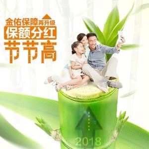 [太平洋]金佑人生A款(2017版)保险产品计划