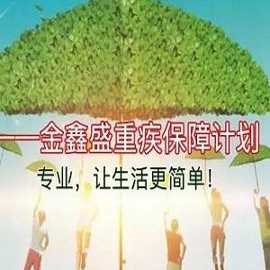 [中国平安]金鑫盛重疾保障计划