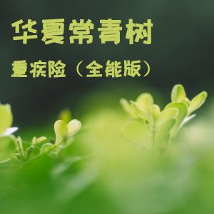 華夏人壽保險——華夏常青樹重大疾病保險產品計劃(全能版)
