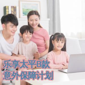 太平人壽保險——太平樂享太平B款意外保障計劃