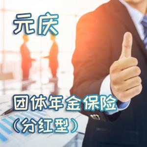 英大人寿——元庆团体年金保险(分红型)