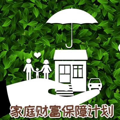泰康人壽——泰康人壽家庭財富保障計劃