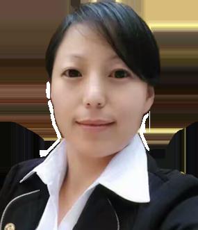 山东青岛中国平安保险代理人勾翠华