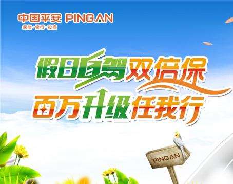 [中国平安]百万任我行两全保险(2017)
